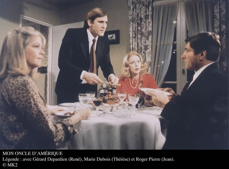 MON ONCLE D'AMÉRIQUE - cadru din film