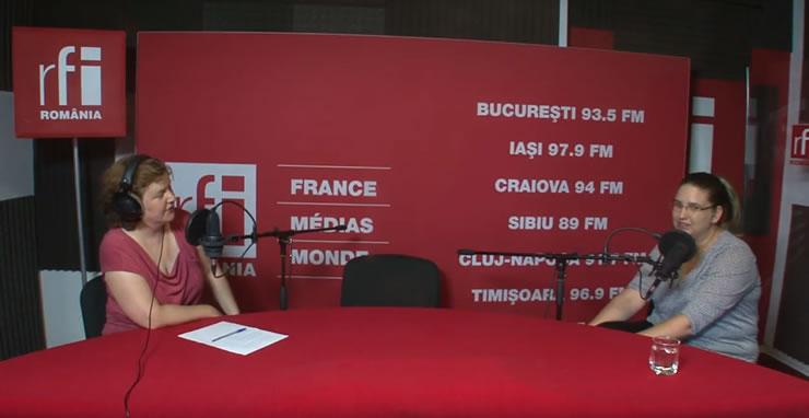 Andreea Orosz si Madeleine Popescu