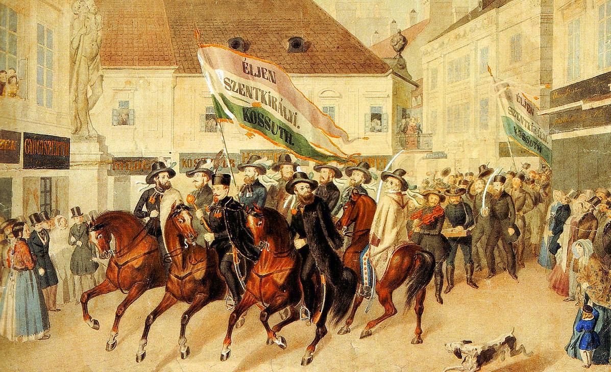 Pagina de istorie: Ce anume sărbătoresc maghiarii de 15 martie