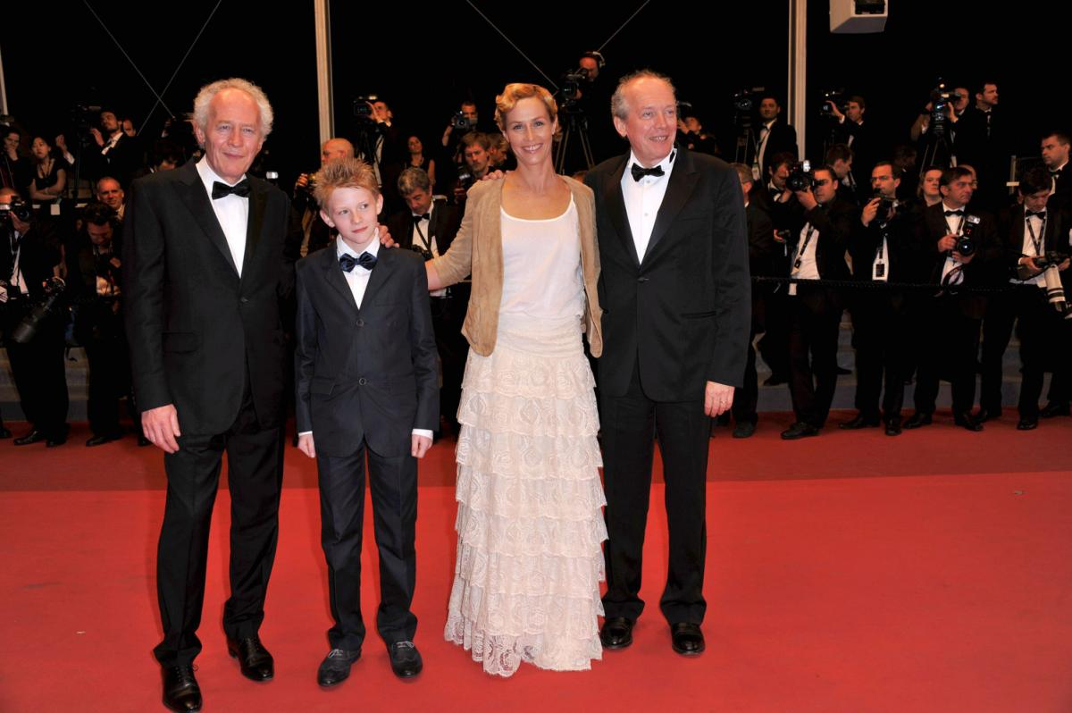 Thomas, Fratii Dardenne,Cecile la Cannes 2011 © Pascal Le Segretain - Getty Images