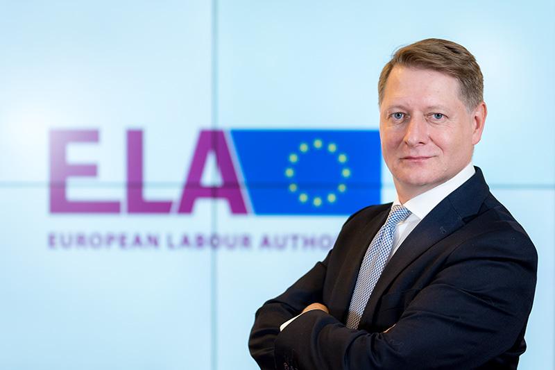 Cosmin Boiangiu, director executiv al noii Autorități Europene a Muncii
