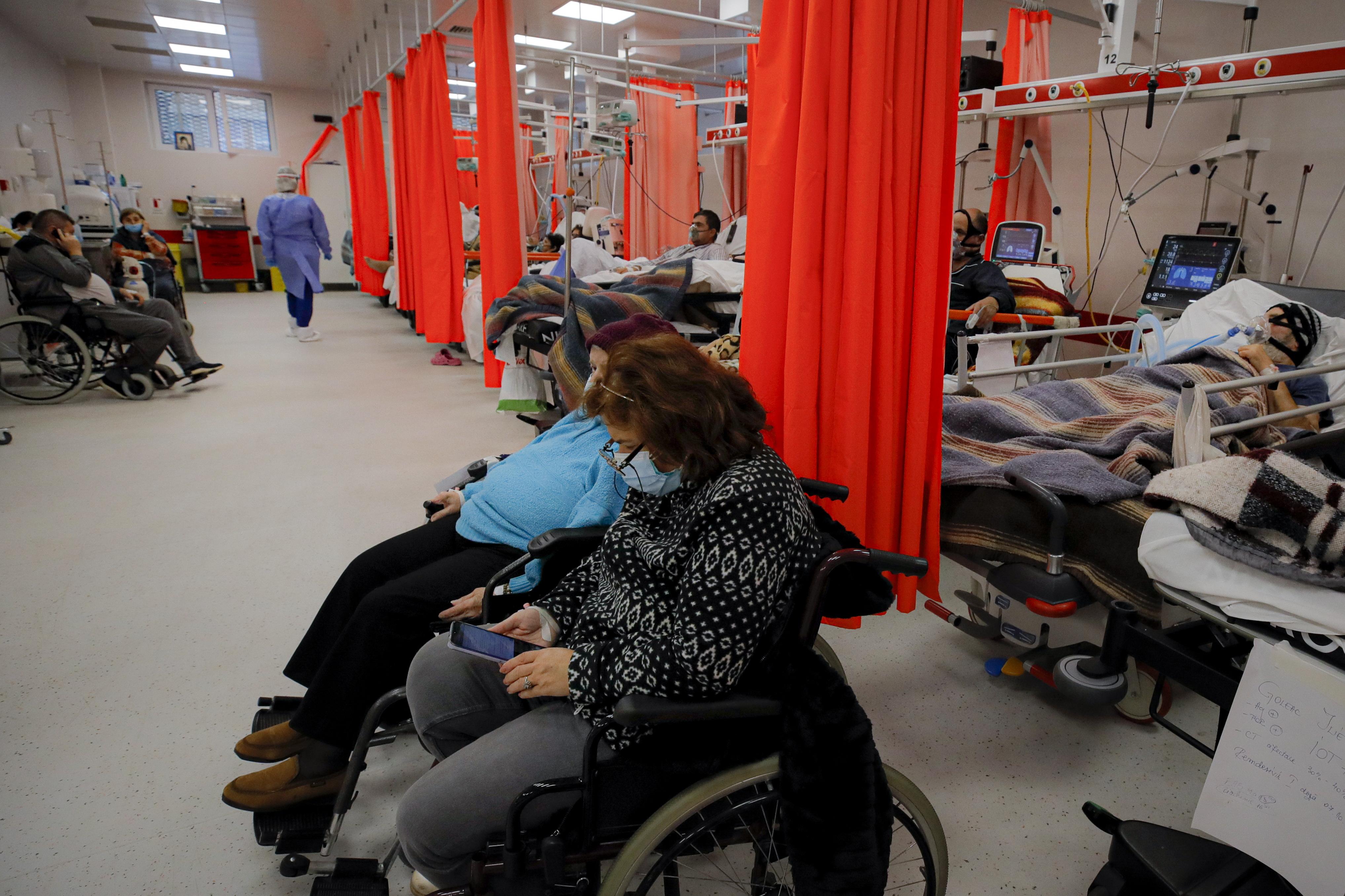 Peste 500 de decese în rândul bolnavilor COVID-19