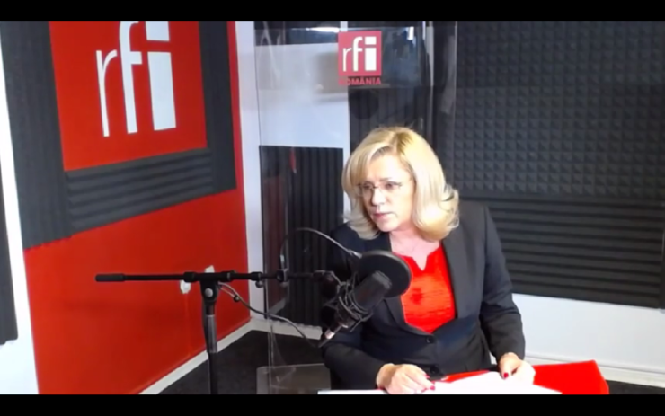Corina Creţu: România riscă suspendarea unor finanțări europene