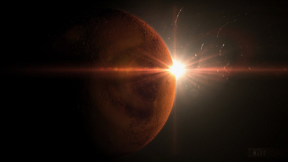 mars planet hd 1080p - photo #37