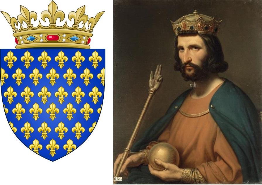 Pagina de istorie: Hugo Capet, un părinte uitat al Europei și legătura sa  cu Casa Regală a României | RFI Mobile
