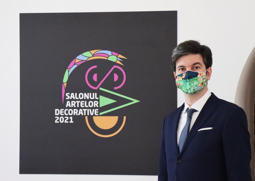 Liviu Jicman, director general al Muzeului Național Cotroceni: Salonul Artelor Decorative marchează 30 de ani de când MNC s-a deschis pentru public