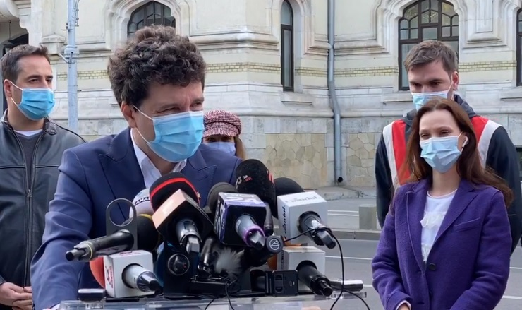 Nicușor Dan rămâne primarul Bucureștiului