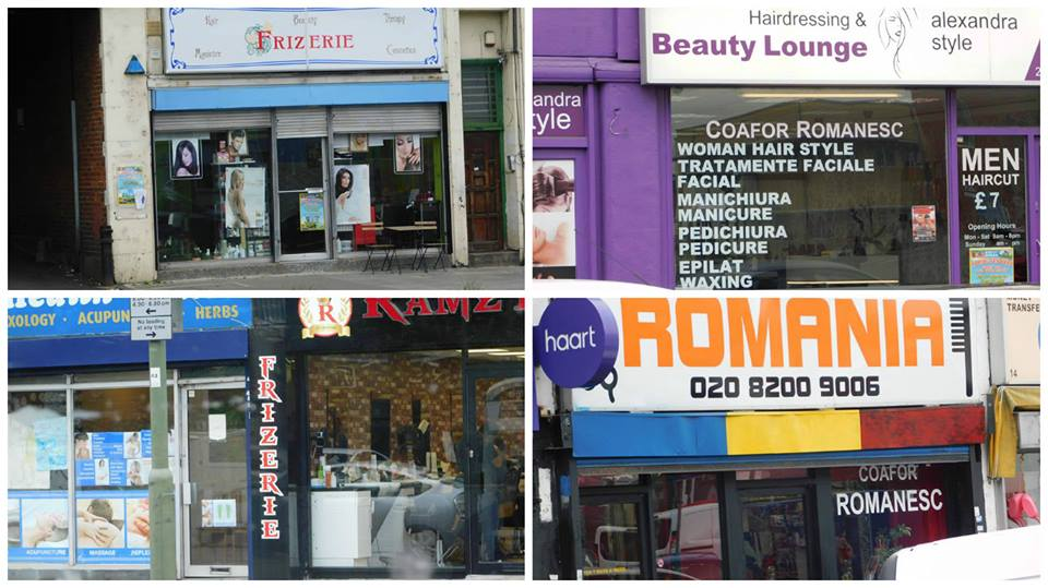 Mica Românie Din Nord Vestul Londrei în Imagini Rfi România