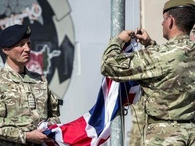 Marea Britanie își încheie prezența militară combatantă în Afganistan