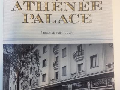 """""""Athénée Palace"""" semnată de contesa Waldeck, tradusă în fine şi în franceză MP3"""