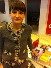 Irina Pavlovici, la Salonul de Carte de la Paris