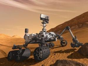 Un robot caută viaţă pe Marte