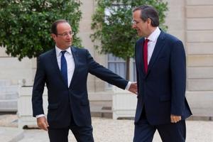 Franţa îi aminteşte Greciei că încrederea se câştigă, nu se acordă