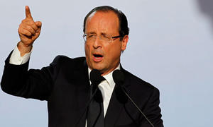 Hollande sună mobilizarea împotriva terorismului
