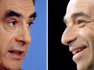 Confruntare televizată între Jean-François Copé şi François Fillon