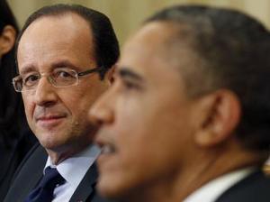 Parisul, bucuros de victoria lui Obama