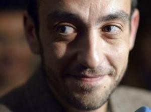 Jérôme Ferrari (Foto: AFP/Eric Feferberg)