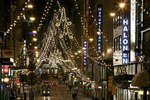 Crăciunul la Helsinki