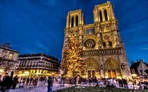 Crăciunul la Paris