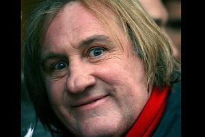 Gérard Depardieu, rus cu acte în regulă