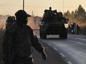 Franţa, singură deocamdată în Mali
