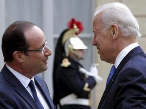 Hollande mulţumeşte SUA pentru sprijinul din Mali