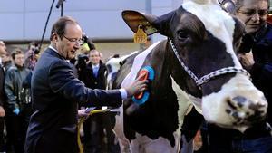 PreÈ™edintele francez François Hollande