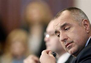 Premierul bulgar, Boiko Borisov (Foto: Reuters)