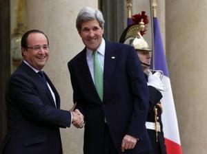 Un secretar de stat american francofil la Paris