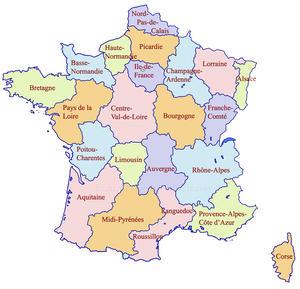 Descentralizarea, varianta franceză