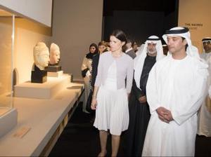 Muzeul Luvru la Abu-Dhabi