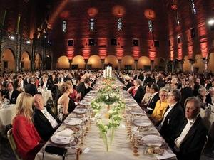 Banchetul Nobel, cel mai rafinat şi sofisticat eveniment anual din Suedia