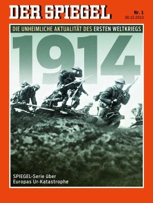 Primul război mondial: Der Spiegel, 2014