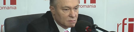 Cristian Diaconescu, fost ministru al Justiţiei, despre finațarea partidelor de la bugetul de stat