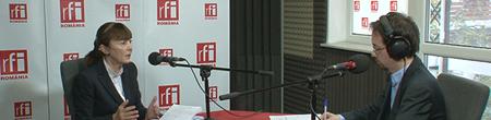 Monica Macovei, candidat independent la Preşedinţie, despre alegeri