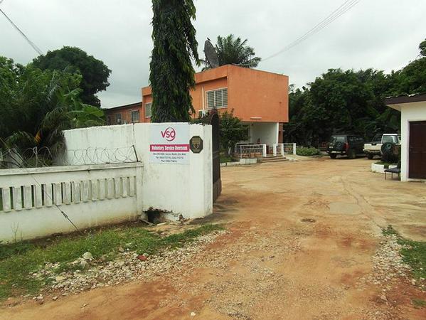 Biroul VSO Ghana