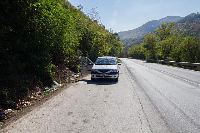 In drum spre Pristina, Foto: Cristi Popescu