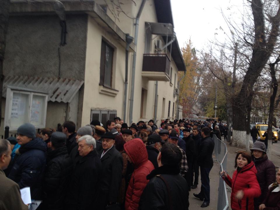 Ambasada Romaniei la Chisinau, Foto: Marcel Galofteanu on Facebook