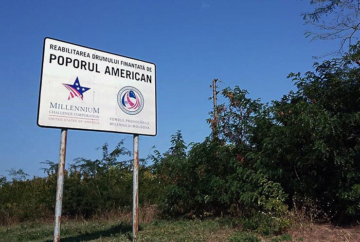Investitii americane in infrastructura Republicii Moldova