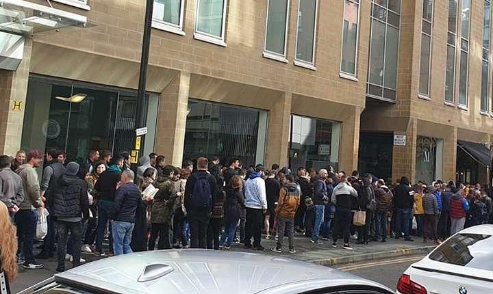 Votare la Manchester (foto Sorin Bratu)