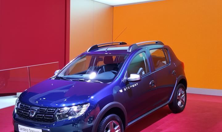Modelul Sandero Stepway al lui Dacia, ca mai vândutà masinà particularilor din Franta