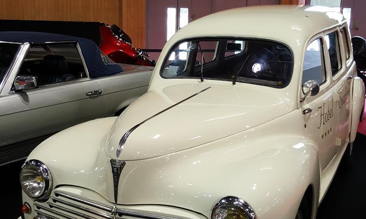 Peugeot de colectie si ... de vânzare