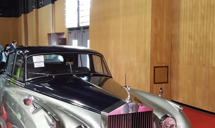 Rolls-Royce de colectie si ... de vânzare