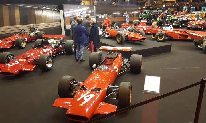 Colectie de Ferrari de curse; firma italianà împlineste 70 de ani