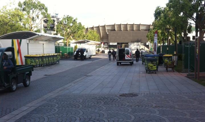 Roland Garros la 7 si jumàtate dimineata