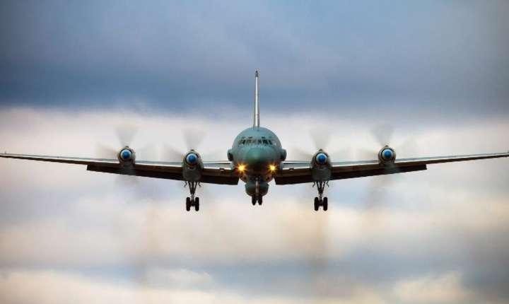 Un avion de recunoaştere rus de tip IL-20M a fost doborît din greşeală de armata siriană luni 17 septembrie.