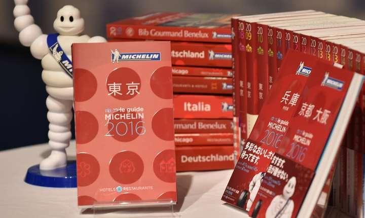 Ghidul Michelin este tradus în numeroase limbi