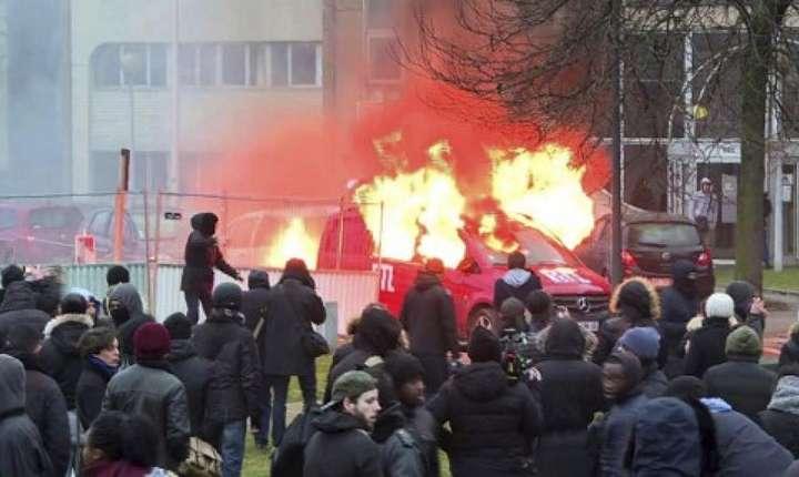 Violente urbane la Bobigny