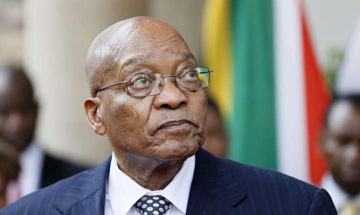 Preşedintele Africii de Sud, Jacob Zuma, confruntat cu numeroase acuzatii de corupţie