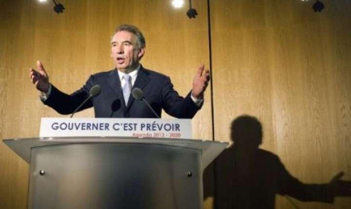 Centristul François Bayrou si sloganul sau la prezidentialele precedende